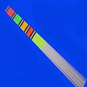 투광일체형찌톱(E)|0.7 x 1.5mm x 30,35,40,45,,50cm