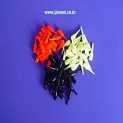 케미꽂이(3mm:떡밥찌용)|검정,빨강