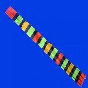 튜브톱(M) 1.2 x 1.6mm x 20,23,25cm