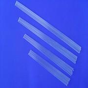 무색튜브톱(1.0mm:극세톱)|0.6 x 1.0mm x 15,16,17,18,19,20cm