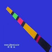 투광대물찌톱(J)|0.8 x 1.8mm x 18,20cm