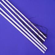 공작 깃털(40cm)|5.2mm~5.8mm내외