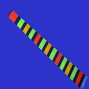튜브톱(S)|0.8 x 1.2mm x  20,23cm