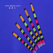 전층찌용튜브톱(1.6mm-B형)|7열/1.2 x 1.6mm x 6~12cm