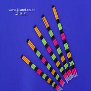 전층찌용튜브톱(1.4mm-B형)|7열/1.0 x 1.4mm x 6~12cm