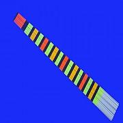글라스펄톱(B)|0.4 x 0.8mm x 20,22,24cm