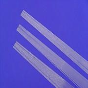 pc무크 무색테이퍼톱(1.5mm)|0.8 x 1.5mm x 35,38,40,45,50cm