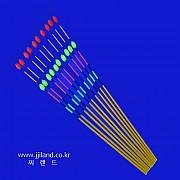 투광대물방울찌톱(B)|0.8 x 1.8mm x 18,20cm