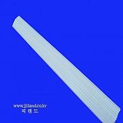 중층내림 무색글라스펄톱(A)|0.35 x 0.6mm x 20,22,24,26,28,30cm