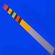 투광일체형찌톱(R)|0.6 x 1.2mm x 30,35,40,45,50cm
