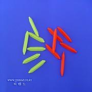 실리콘 삼각날개(대형)|4.5mm x 23mm