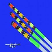 투광일체형찌톱(X)|0.7 x 1.5mm x 35,40,45,50,55,60cm