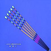반조립 대물전자찌용 방울찌톱(B)//2.0mm x 20,22,24cm