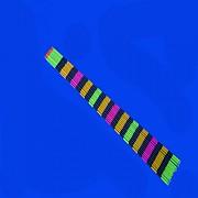 극세튜브톱(Q)|0.5 x 1.0mm x 13cm/13목