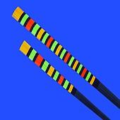 편대찌용관통찌톱 (W)|0.4 x 0.8 x 40,45,50,55,60cm